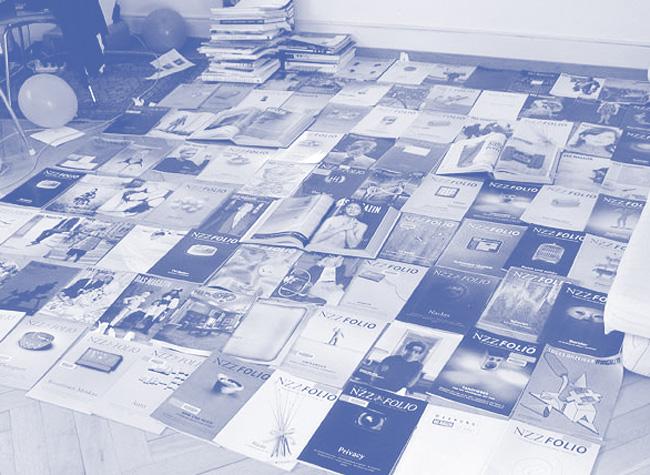 Laura Breier - Grafik - Vom Verschwinden —BOOK