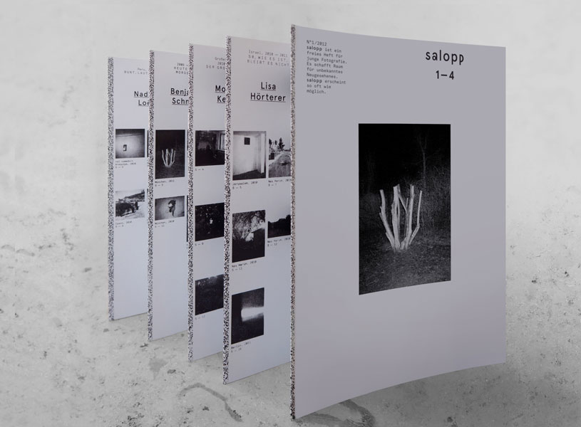 Laura Breier - Grafik - salopp —MAGAZINE